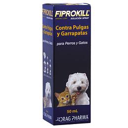 FIPROKILL SPRAY 50 ML.