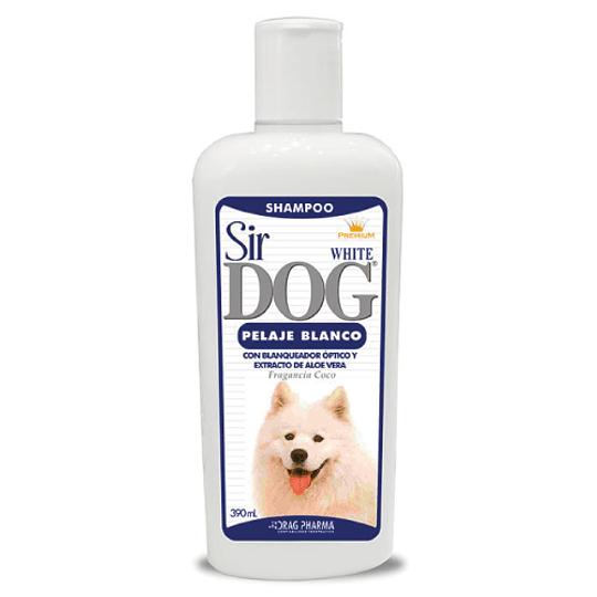 SIR DOG WHITE PELAJE BLANCO 390 ML