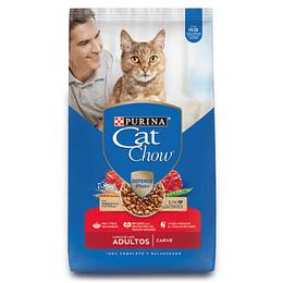 CAT CHOW ADULTOS CARNE