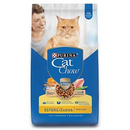 CAT CHOW ESTERILIZADOS
