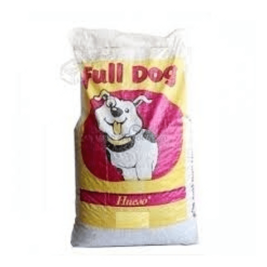 FULL DOG HUESO 25 K.