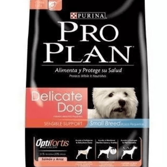PROPLAN ADULT DELICATE SMALL BREED 7.5 K.