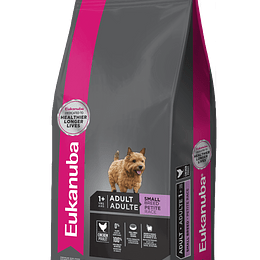 EUKANUBA ADULT SMALL BREED 2.3 K.
