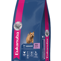 EUKANUBA SMALL BREED SENIOR 7+ 2.3 K.