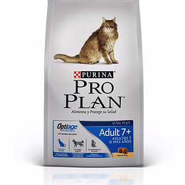 PROPLAN ADULT CAT 7+ 1 K.