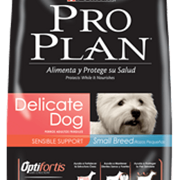 PROPLAN DELICATE SMALL BREED 3 K.