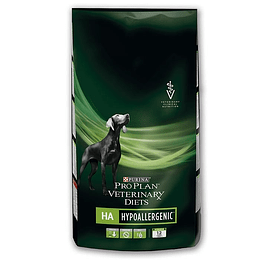 PROPLAN VETERINARY DIETS CANINE HA 3 K.