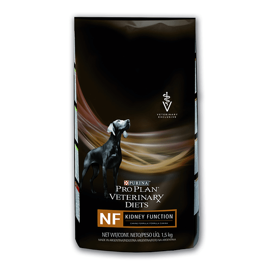 PROPLAN VETERINARY DIETS CANINE NF 7.5 K.