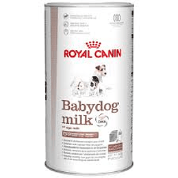 ROYAL BABY DOG MILK 400 GRS.