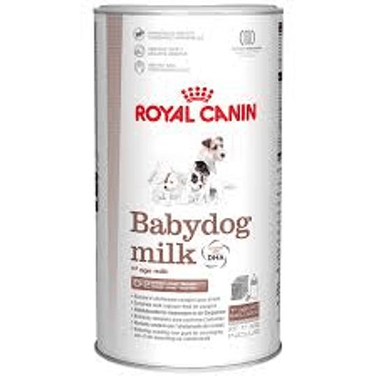 ROYAL BABY DOG MILK 400 GRS.