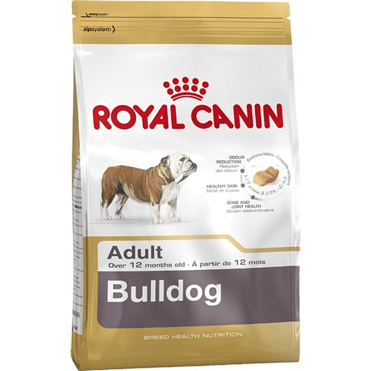 ROYAL BULLDOG ADULTO 12 K.