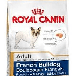 ROYAL BULLDOG FRANCES ADULTO 2.5 K.