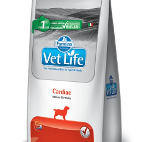 VET LIFE CARDIAC CANINO 2 K.