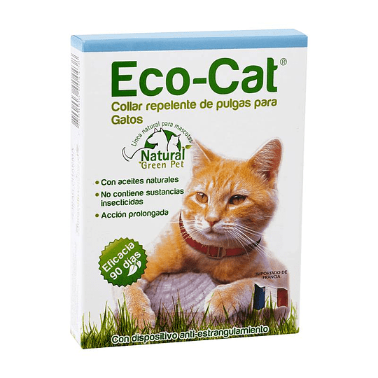COLLAR ECO CAT