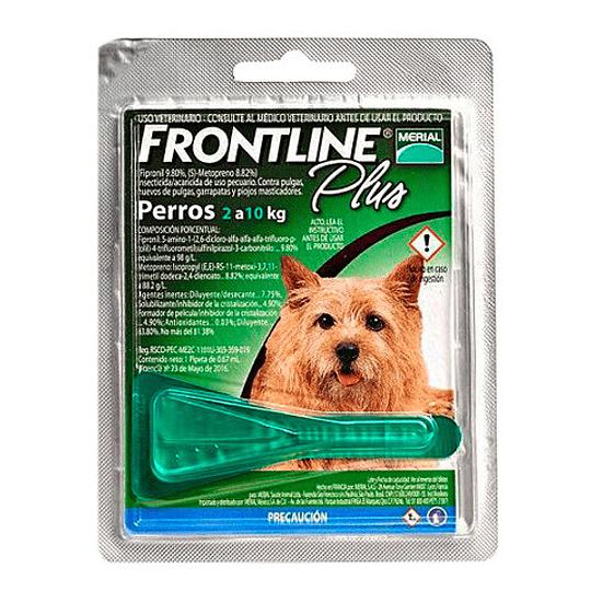 FRONTLINE PLUS 2-10 K.