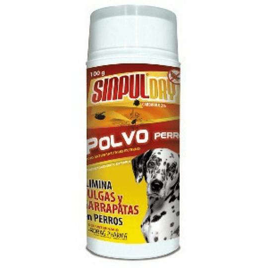 SINPUL DRY POLVO PERRO 100 GRS