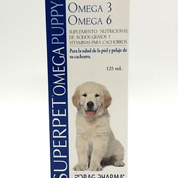 SUPERPET PUPPY 125 ML.