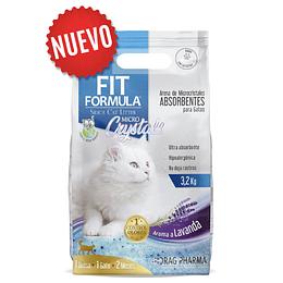 FIT FORMULA ARENA MICRO CRISTALES 3.2 K.