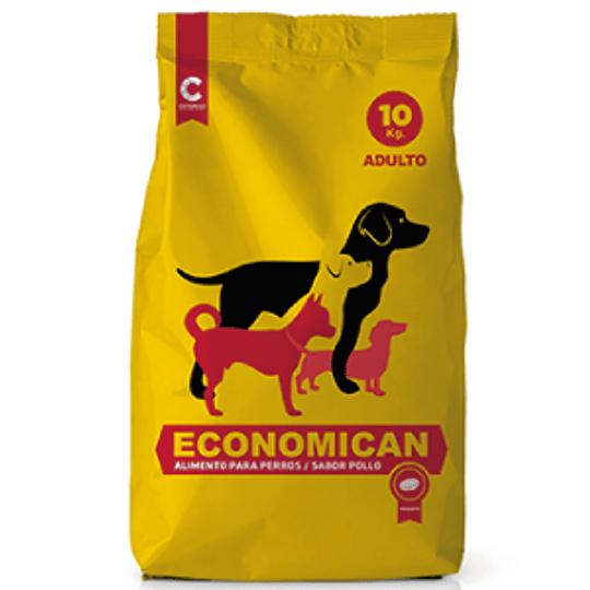 ECONOMICAN POLLO 10 K.
