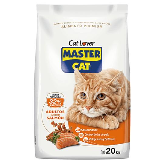 MASTER CAT SALMÓN 20 K.
