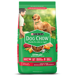 DOG CHOW ADULTOS MEDIANOS Y GRANDES
