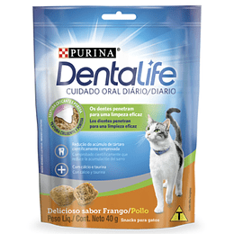 DENTALIFE GATO 40 GRS.