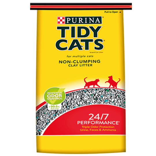 TIDY CATS 24/7 PERFORMANCE 9.08 K.