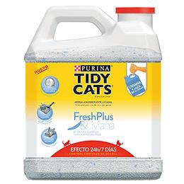 TIDY CATS FRESHPLUS & LIVIANA 2.72 K.