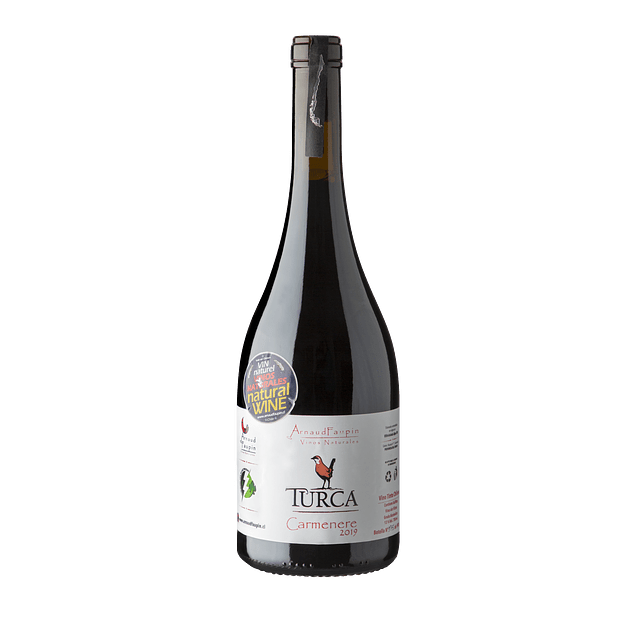 Alpa Turca Carmenere 2019