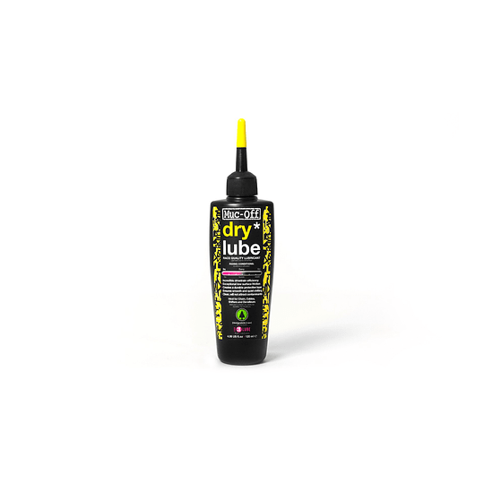 MUC-OFF ACEITE LUBRICANTE DRY LUBE 120ML