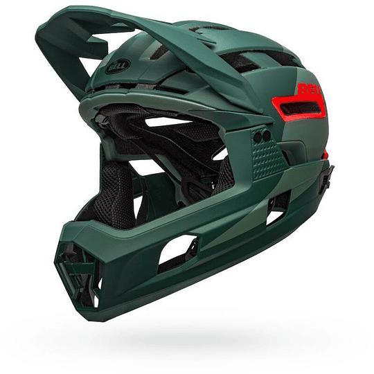 Casco Bell Super Air R Flex-Mips Green Inf