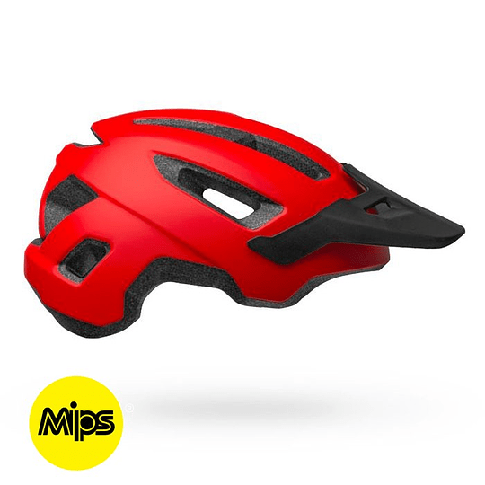 CASCO BELL NOMAD RED MIPS T/UNIV