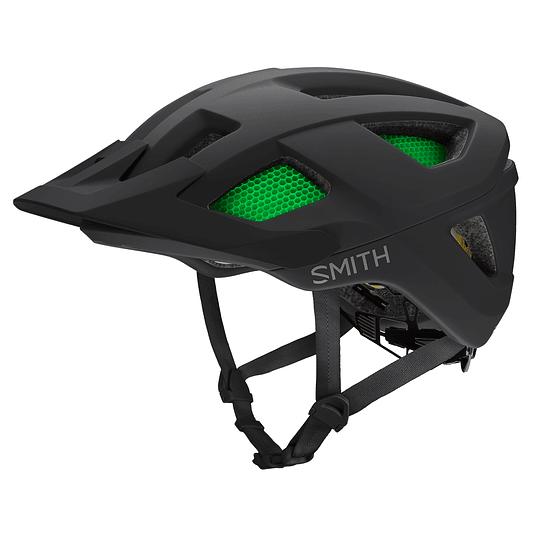 CASCO SMITH SESSION MT BLACK MIPS