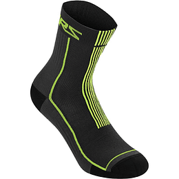 Calcetines Alpinestars Summer 15 Black Yelllow
