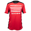 JERSEY FASTHOUSE FASTLINE SLASH SS RED