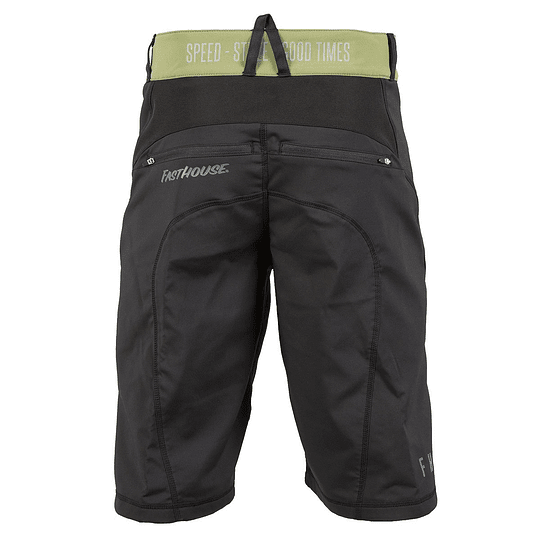 SHORT FASTHOUSE CROSSLINE BLACK