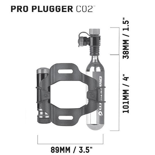 Kit Tripas Pro Plugger Co2 Blackburn