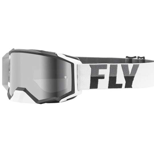 Antiparra FLY Zone Pro White Black