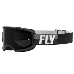 Antiparra Fly Zone Black White