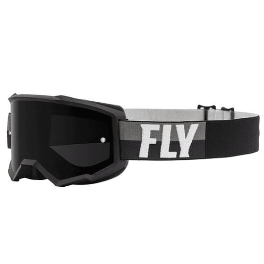 Antiparra Fly Zone Black White