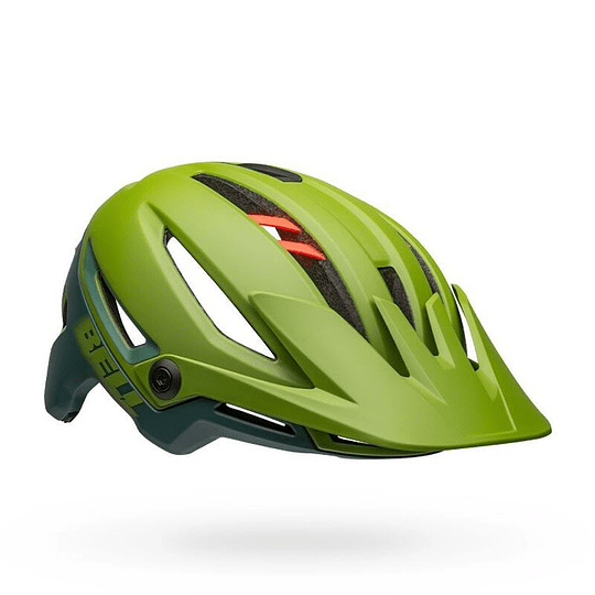 Casco Bell Sixer Mips Green Infrared