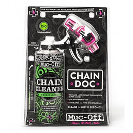Kit Bicycle chain doc MUC OFF