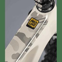 PROLINE BIKE GUARD CAMO (TRANSPARENTE)