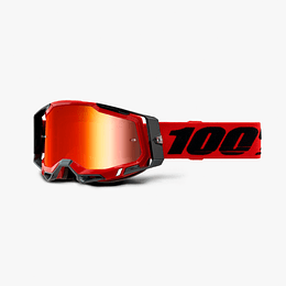 ANTIPARRAS 100% RACECRAFT2 - RED