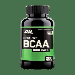 BCAA 1000, Aminoácidos (200 caps) - Original