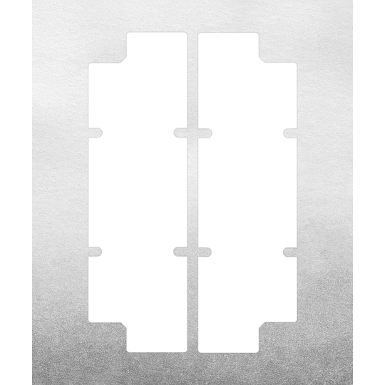 PROLINE BIKE GUARD KIT HORQUILLA (TRANSPARENTE)