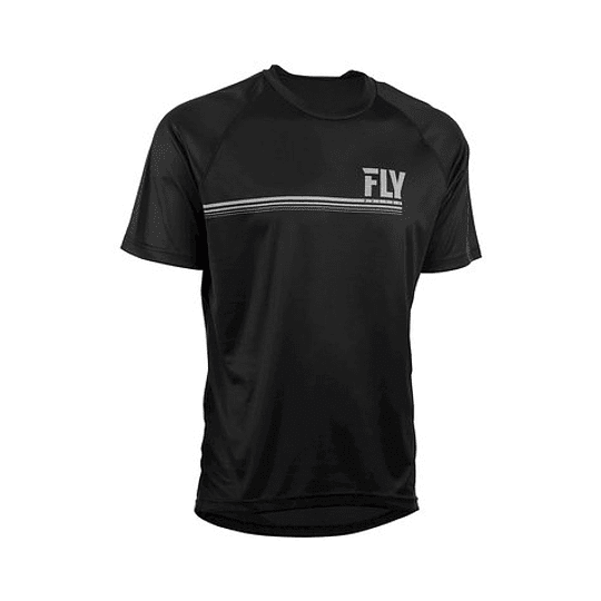 Jersey Action Black Fly Racing