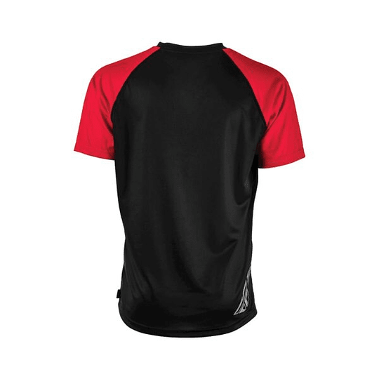 Jersey Action Black/Red Fly Racing