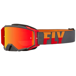 ANTIPARRAS FLY ZONE PRO GREY/RED