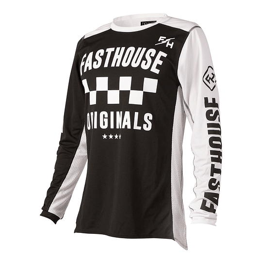 JERSEY FASTHOUSE CHEKERS OG Black
